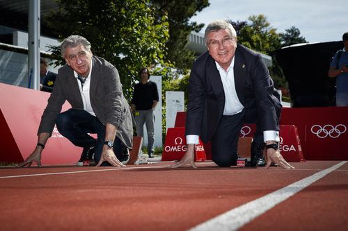 オメガ、国際オリンピック委員会(IOC)とのパートナーシップを2032年まで延長_f0039351_16729100.jpg