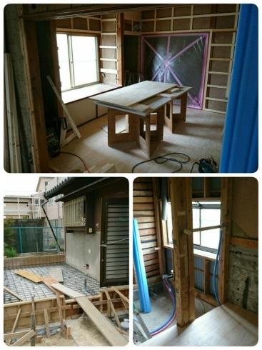 リフォーム、増築工事 ~A様邸_d0172085_12471347.jpg
