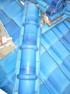 朝霞市の根岸台で、雨漏り修理工事_c0223192_18122297.jpg