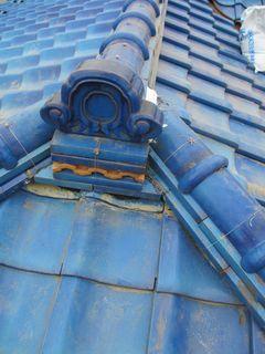 朝霞市の根岸台で、雨漏り修理工事_c0223192_18123963.jpg