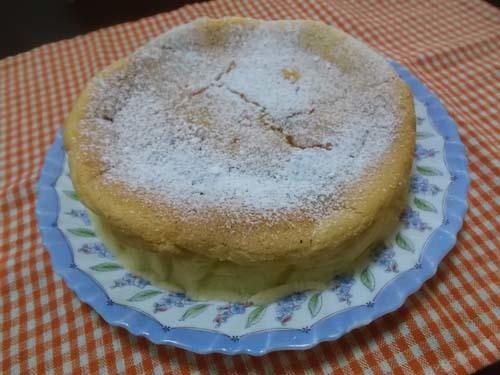 チーズケーキ&バナナシフォンケーキ_f0019498_20452500.jpg