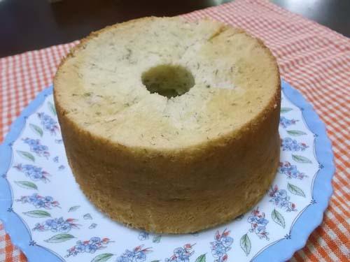 チーズケーキ&バナナシフォンケーキ_f0019498_20453583.jpg