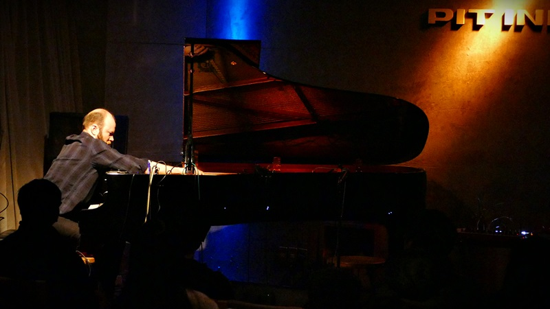 The New Songs + Christian Wallumrød 東京公演写真_e0081206_11465361.jpg