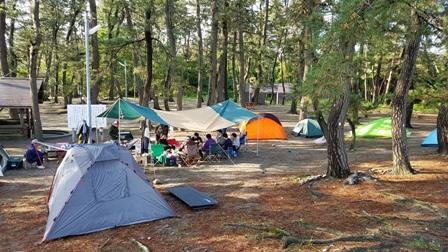 キャンプツーリング②_a0128408_1463393.jpg