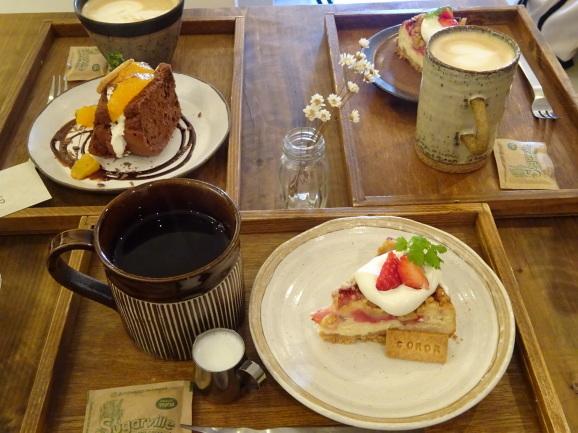 SORORさんの絶品チーズケーキ_e0230011_17310786.jpg