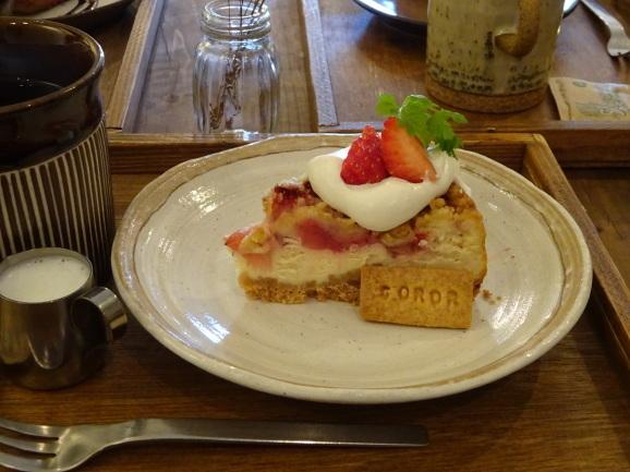 SORORさんの絶品チーズケーキ_e0230011_17333386.jpg