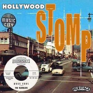 HOLLYWOOD STOMP_c0289919_15154629.jpg
