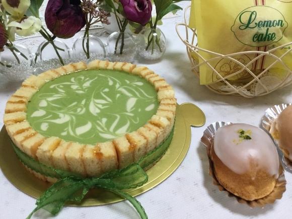 抹茶のお菓子_e0071324_18430849.jpg