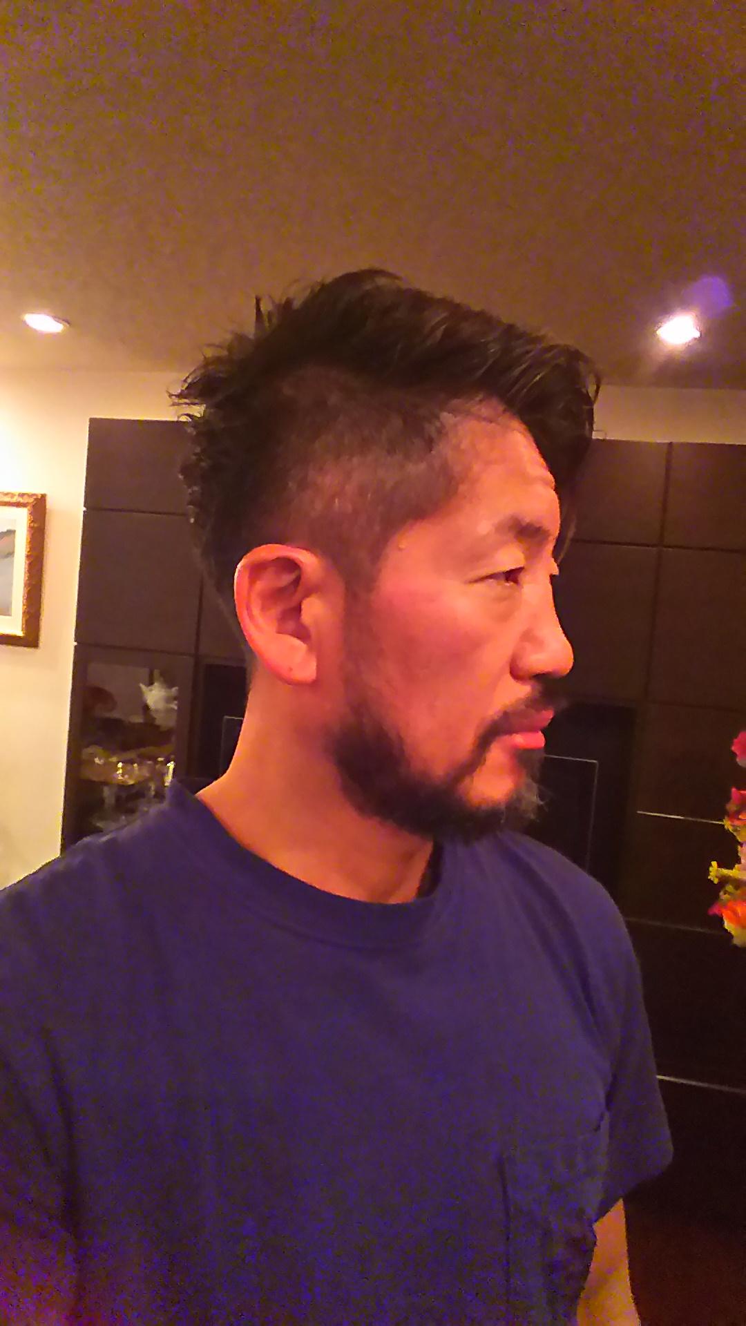 髪きった❗_a0019032_18271750.jpg