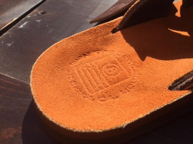 THE SANDALMAN leather sandal !!_d0165136_16565035.jpg