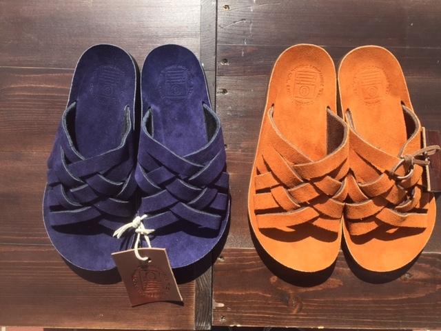 THE SANDALMAN leather sandal !!_d0165136_16565192.jpg
