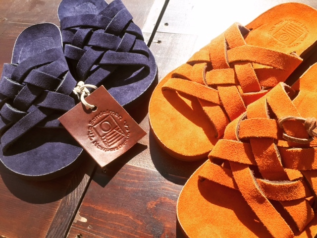 THE SANDALMAN leather sandal !!_d0165136_16572292.jpg
