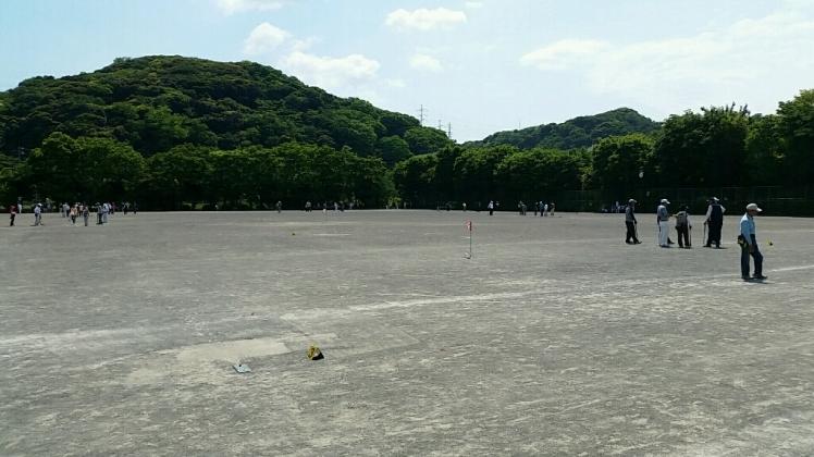 第2回タカヤマ薬局杯グランドゴルフ大会 in神明公園_d0092901_09362050.jpg