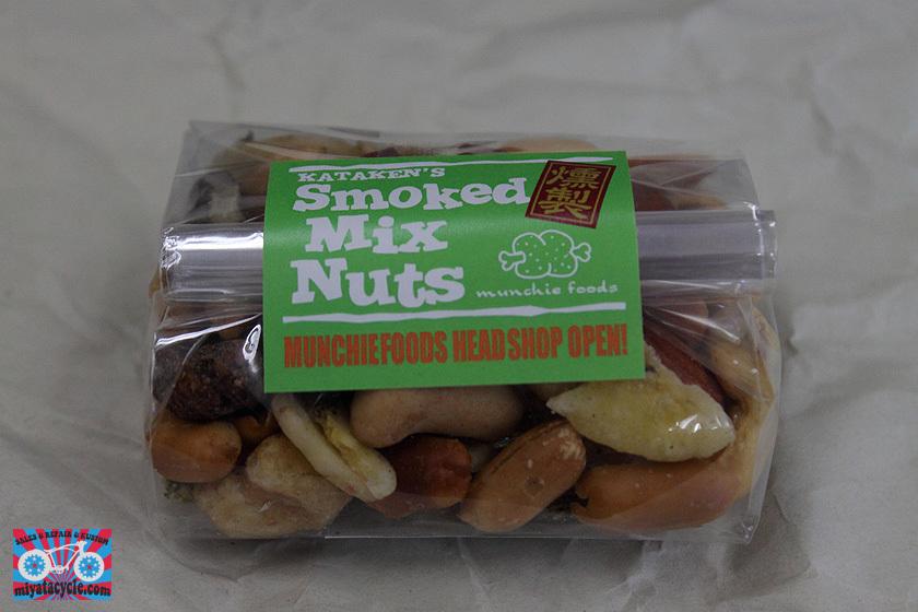 『 Smoked Mix Nuts 』取り扱いスタート_e0126901_07515861.jpg
