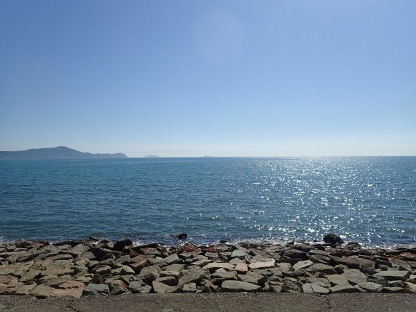 名勝和歌の浦 和歌の浦干潟と大海原_c0367107_17344747.jpg