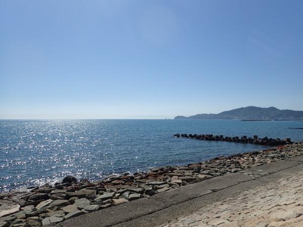 名勝和歌の浦 和歌の浦干潟と大海原_c0367107_17345393.jpg