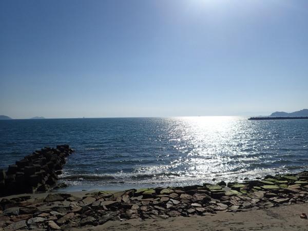名勝和歌の浦 和歌の浦干潟と大海原_c0367107_17351713.jpg