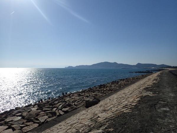 名勝和歌の浦 和歌の浦干潟と大海原_c0367107_17352405.jpg