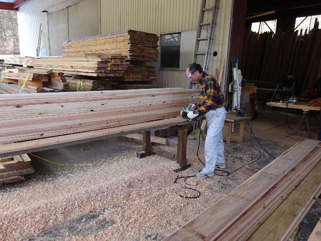 木造ガレージを造る_f0105112_4252125.jpg