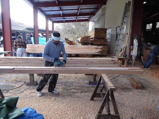 木造ガレージを造る_f0105112_4262738.jpg