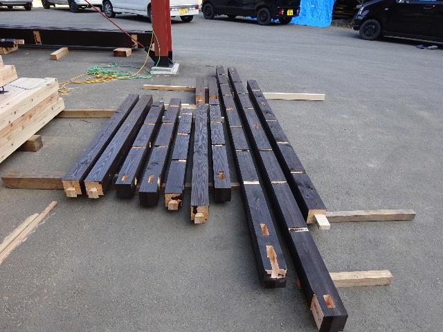 木造ガレージを造る_f0105112_4324782.jpg