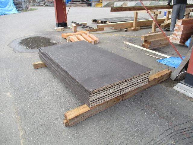 木造ガレージを造る_f0105112_4342355.jpg