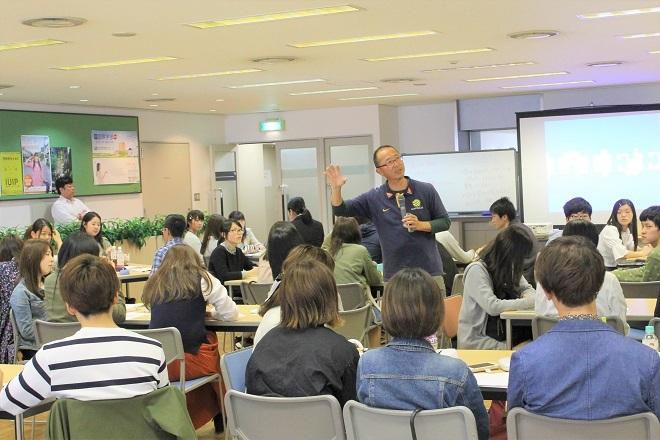 2017年度国際交流インストラクター合同セミナーを行いました。_c0167632_15073046.jpg