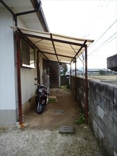 松山市 N様邸 外構工事_a0167735_14533293.jpg