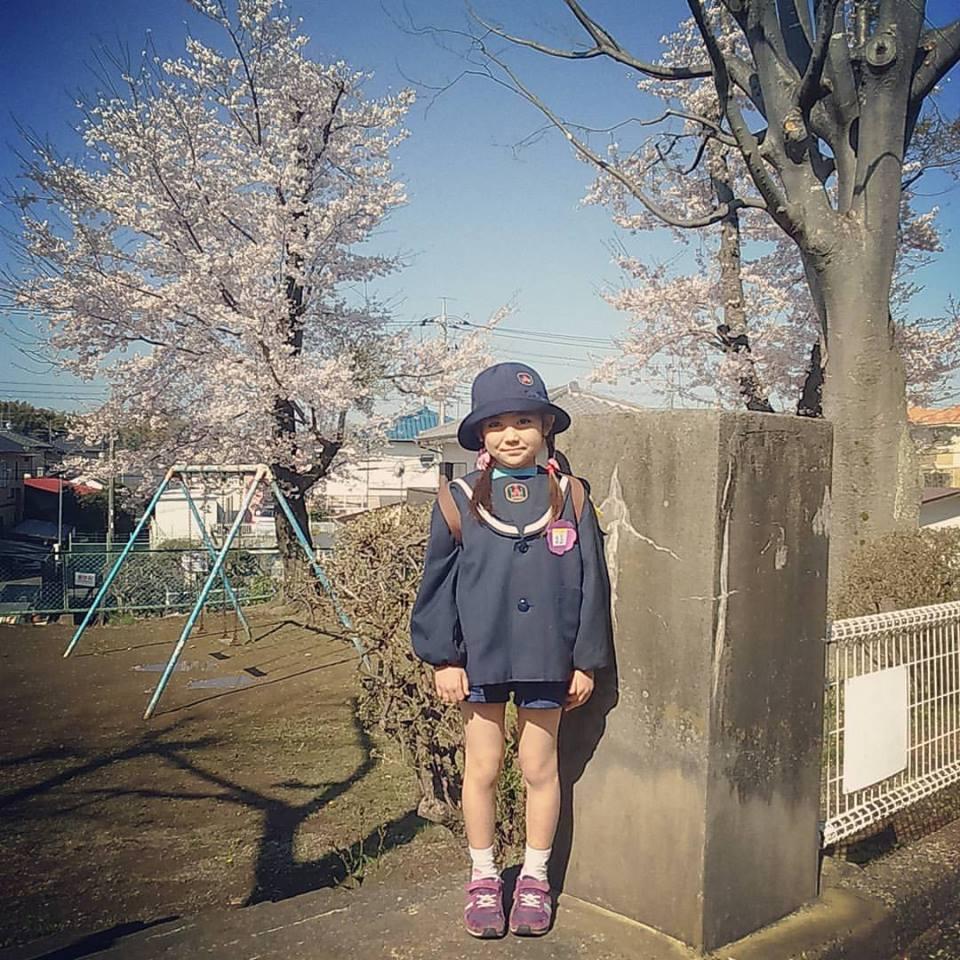 日本滞在記 瑠花と桜_b0167736_05103213.jpg