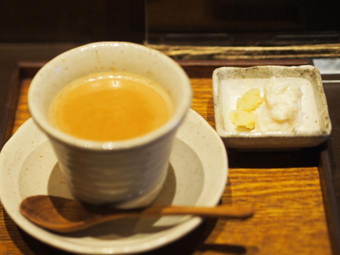 Tea Hosino @神田_e0214541_14490342.jpg
