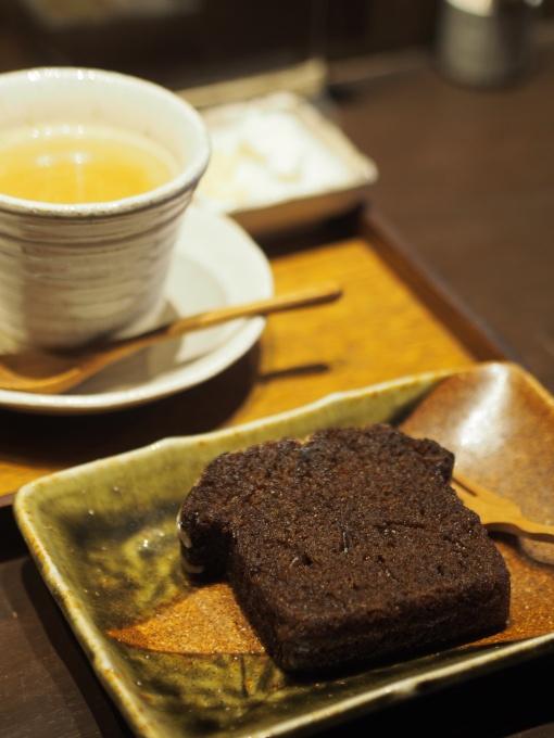 Tea Hosino @神田_e0214541_14494247.jpg