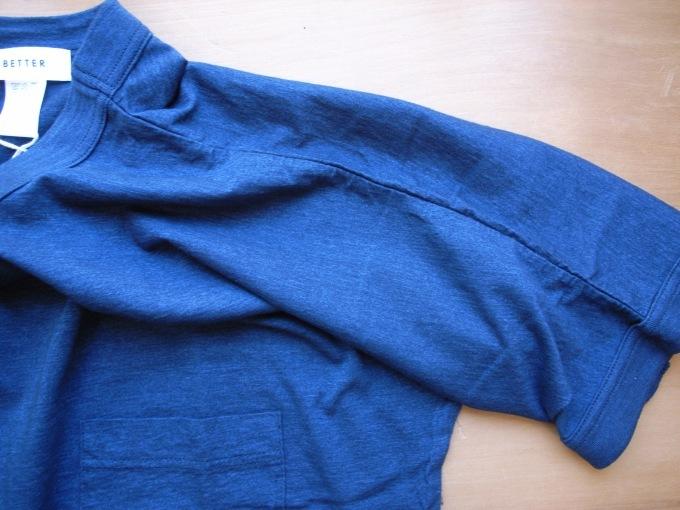 BETTER Foggy Dye Dolman Sleeve T_d0334060_15330443.jpg