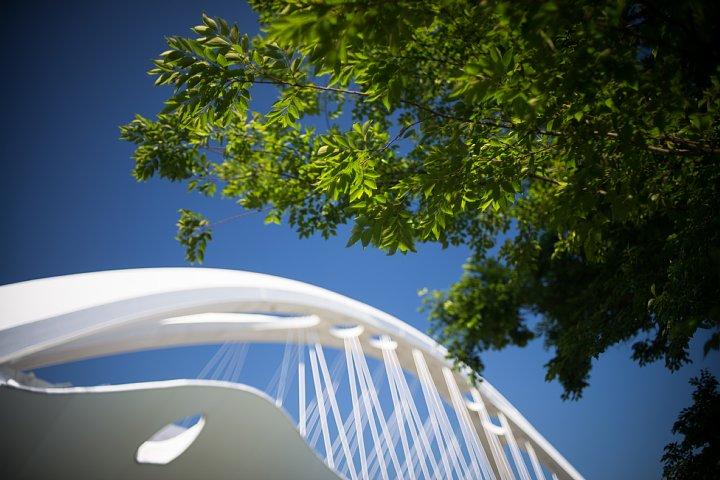 新緑の季節の白い橋_d0353489_21473580.jpg