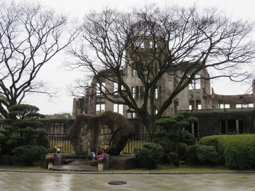 せとうち旅行⑯ 原爆ドームと平和記念資料館_a0057402_11213579.jpg