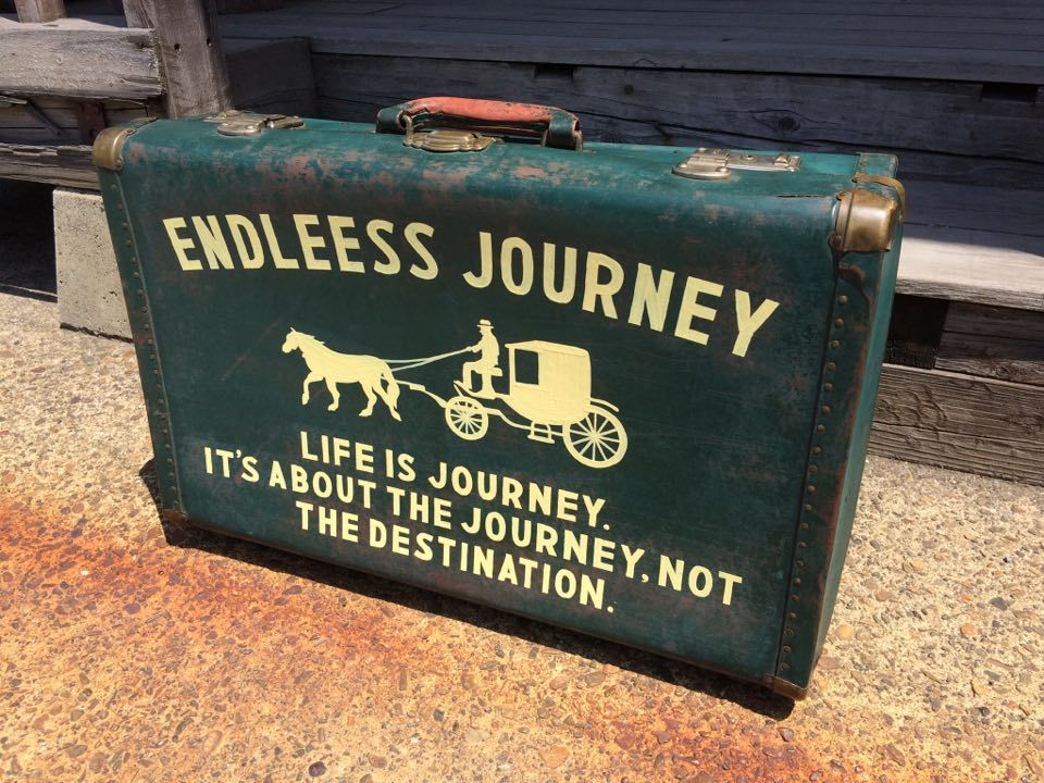 ◆ Vintage Luggage Sign Painting ◆_c0078202_17411692.jpg