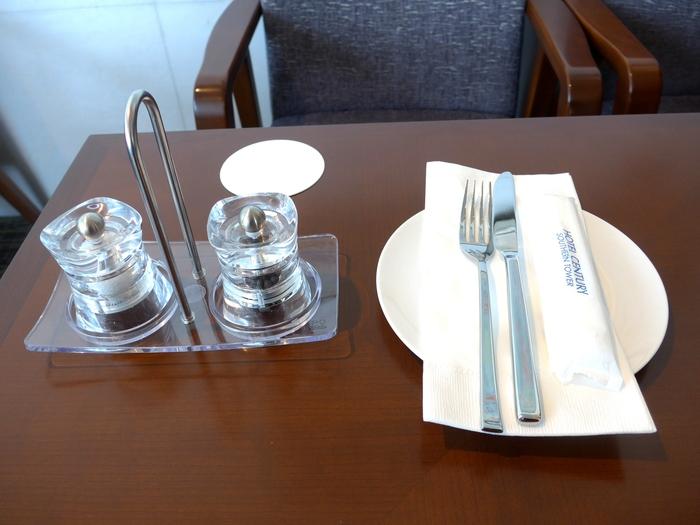 新宿・小田急ホテル「ラウンジサウスコート」へ行く。_f0232060_1935394.jpg