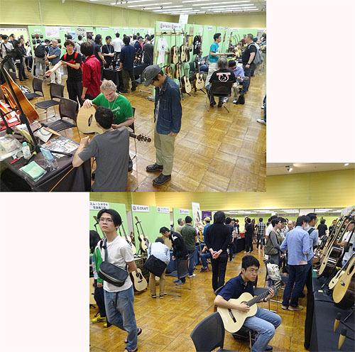今年も楽しみました!『TOKYOハンドクラフトギターフェス 2017』_c0137404_23454168.jpg
