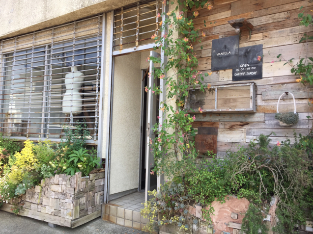 factory  shop  VANNILAへ_d0158258_07125233.jpg