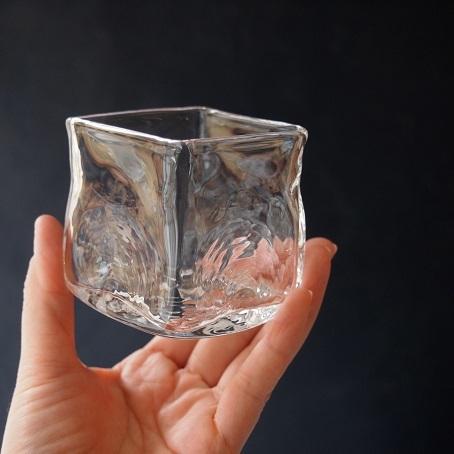 李慶子さんのガラスの器入荷しております_b0322280_13264483.jpg
