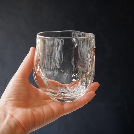 李慶子さんのガラスの器入荷しております_b0322280_14084973.jpg