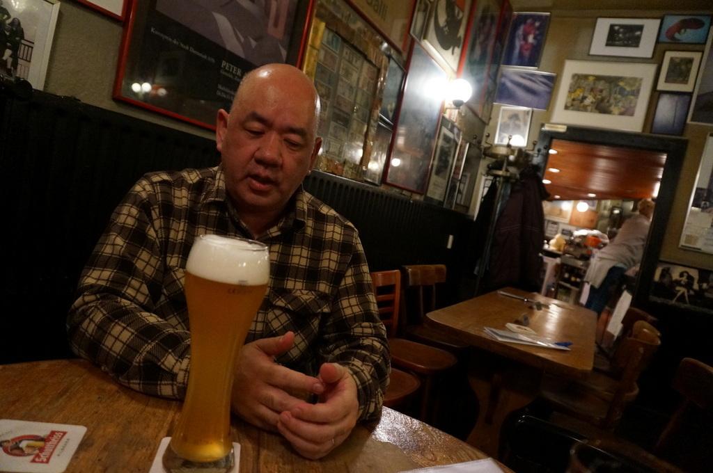 5/10  津和野から古橋さん到着。_c0180686_01405522.jpg