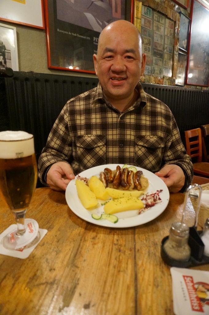 5/10  津和野から古橋さん到着。_c0180686_01413255.jpg