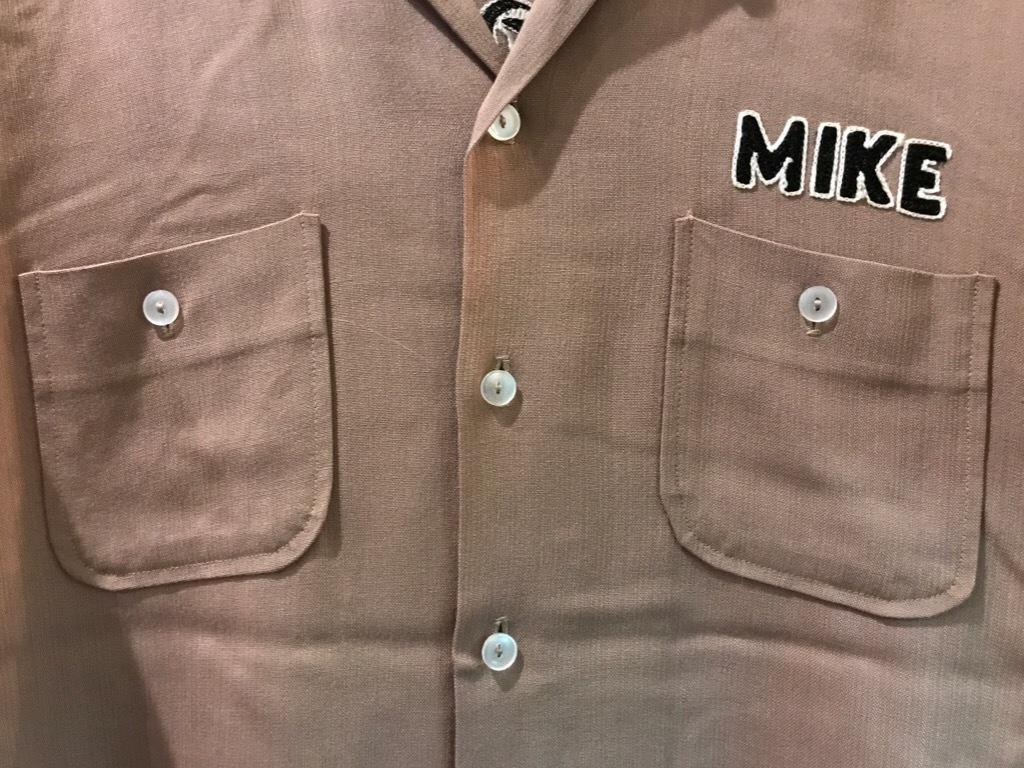 神戸店5/24(水)ヴィンテージウェア&スニーカー入荷!#4  Vintage Bowler Shirt!!!_c0078587_16042353.jpg