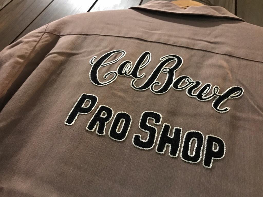 神戸店5/24(水)ヴィンテージウェア&スニーカー入荷!#4  Vintage Bowler Shirt!!!_c0078587_16042438.jpg