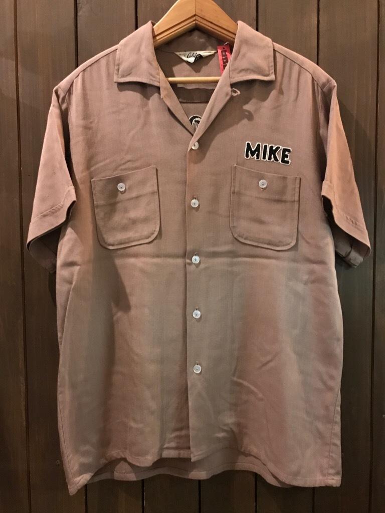 神戸店5/24(水)ヴィンテージウェア&スニーカー入荷!#4  Vintage Bowler Shirt!!!_c0078587_16042450.jpg