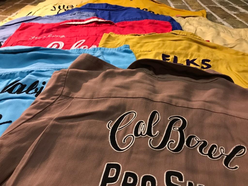 神戸店5/24(水)ヴィンテージウェア&スニーカー入荷!#4  Vintage Bowler Shirt!!!_c0078587_16042495.jpg