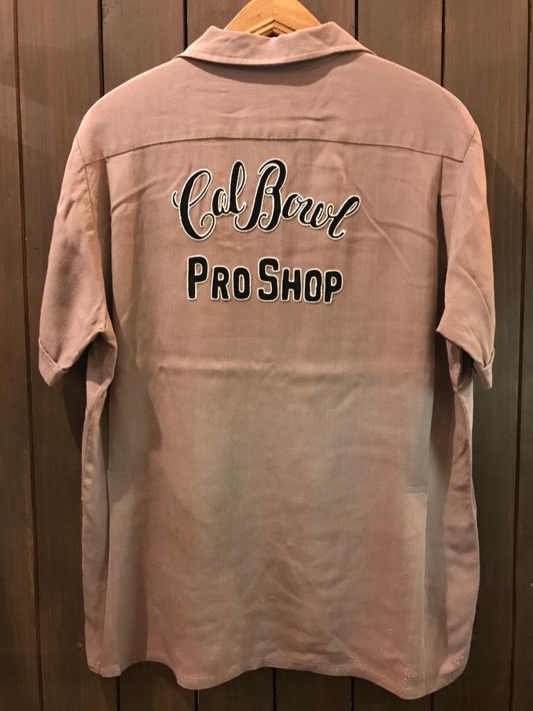 神戸店5/24(水)ヴィンテージウェア&スニーカー入荷!#4  Vintage Bowler Shirt!!!_c0078587_16042542.jpg