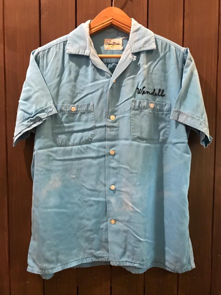 神戸店5/24(水)ヴィンテージウェア&スニーカー入荷!#4  Vintage Bowler Shirt!!!_c0078587_16065983.jpg
