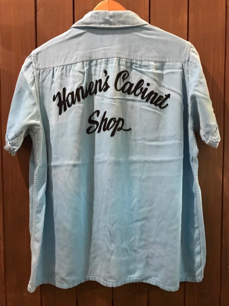 神戸店5/24(水)ヴィンテージウェア&スニーカー入荷!#4  Vintage Bowler Shirt!!!_c0078587_16070028.jpg