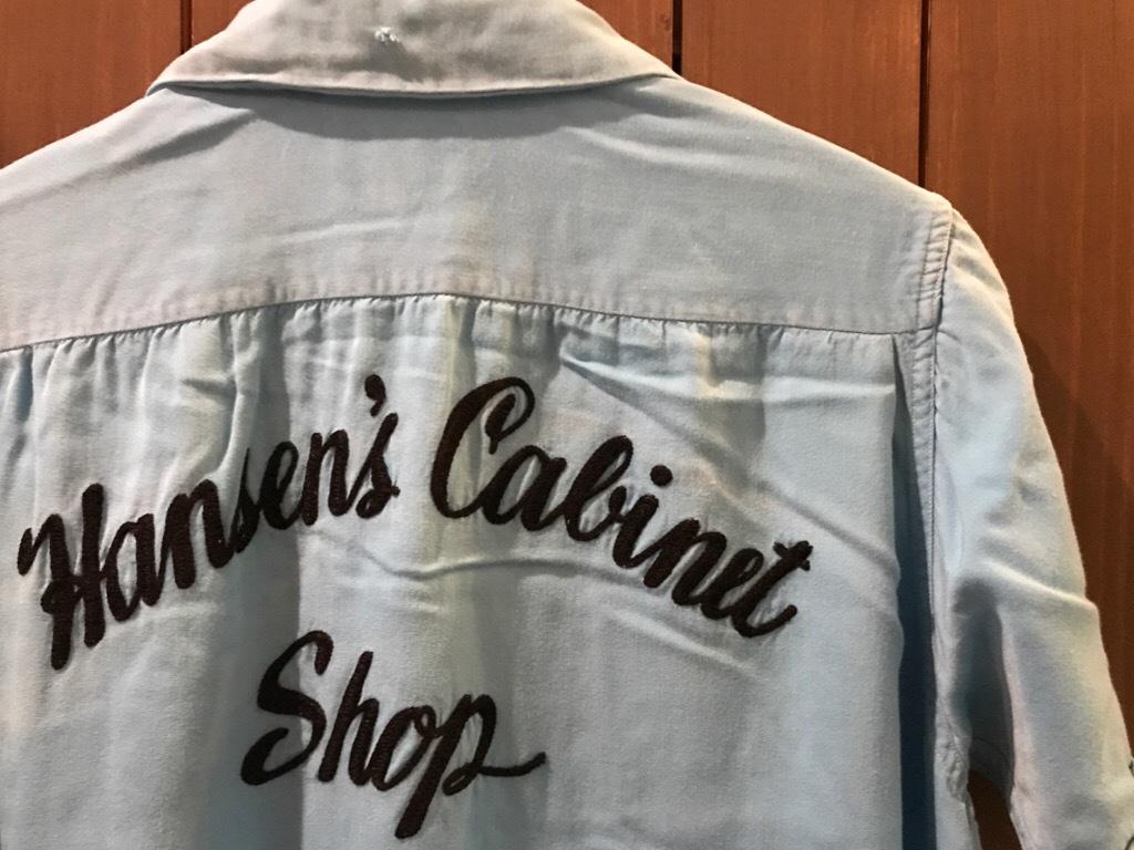 神戸店5/24(水)ヴィンテージウェア&スニーカー入荷!#4  Vintage Bowler Shirt!!!_c0078587_16070048.jpg